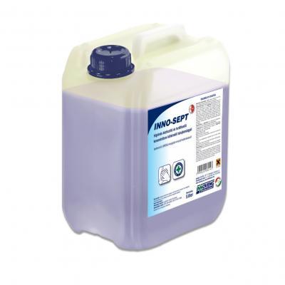 Kézfertőtlenítő folyékony szappan INNO-SEPT 5 lite 1.