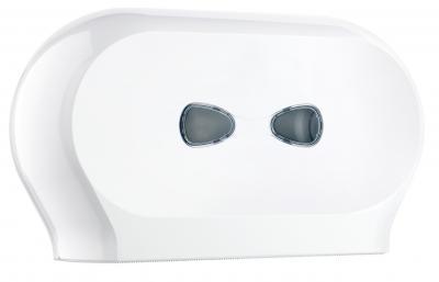 toalettpapír adagoló 19 cm-es, fehér 1.