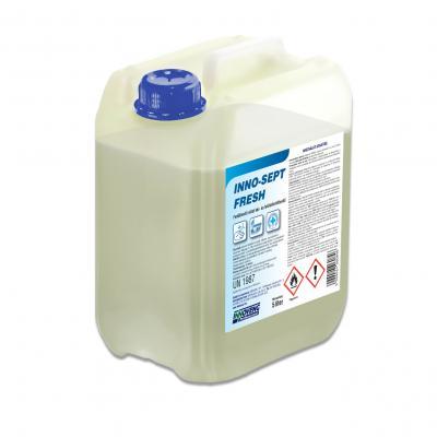 Fertőtlenítő oldat INNO-SEPT FRESH 5 L 1.