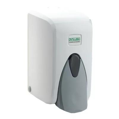Folyékony szappan adagoló, zárható, ABS műanyag 1.