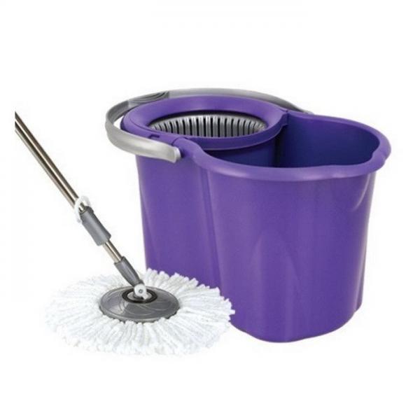 Spin Mop forgófejes felmosó szett 19 liter (vödör 1.